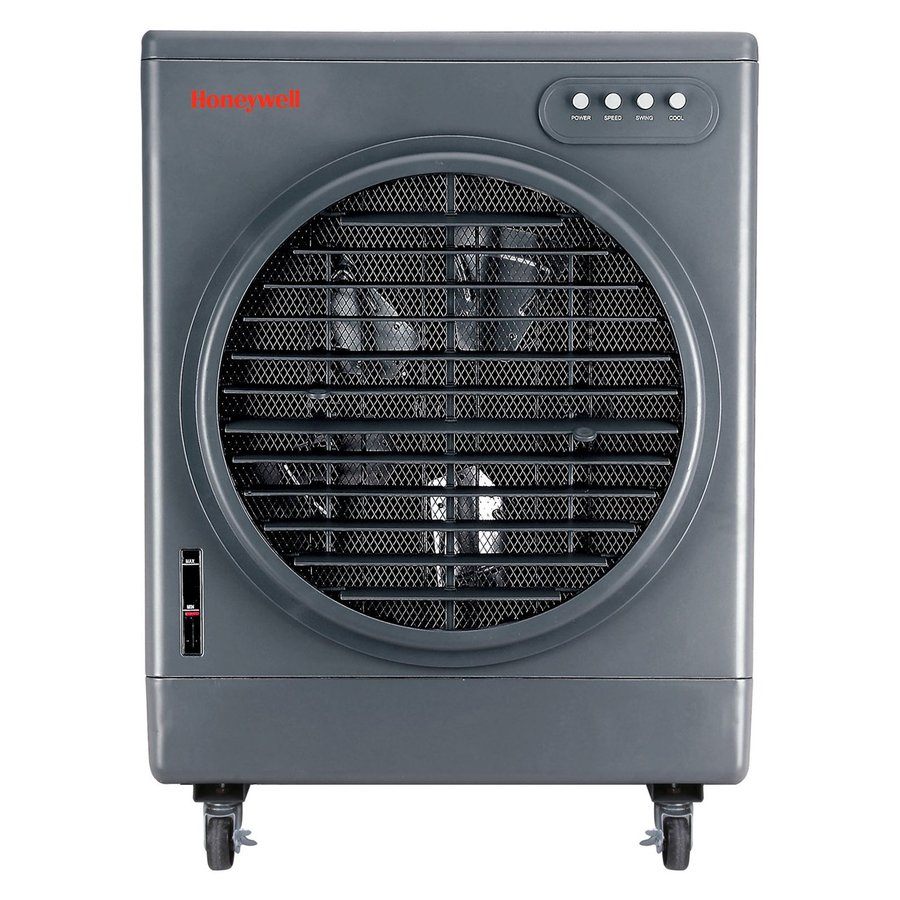 Honeywell 462-sq ft Indoor/Outdoor Direct Portable Evaporative Cooler (1270 CFM)