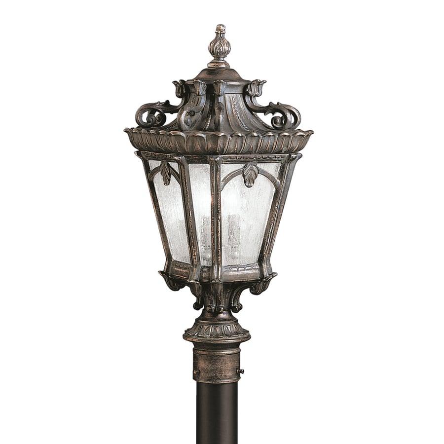 Kichler Lighting Tournai 30-in H Londonderry Post Light