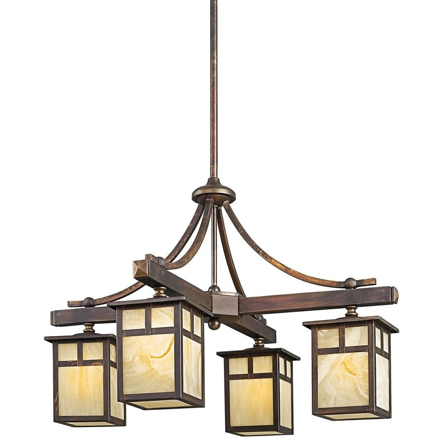 Kichler Lighting Alameda 17-in Canyon View Outdoor Pendant Light