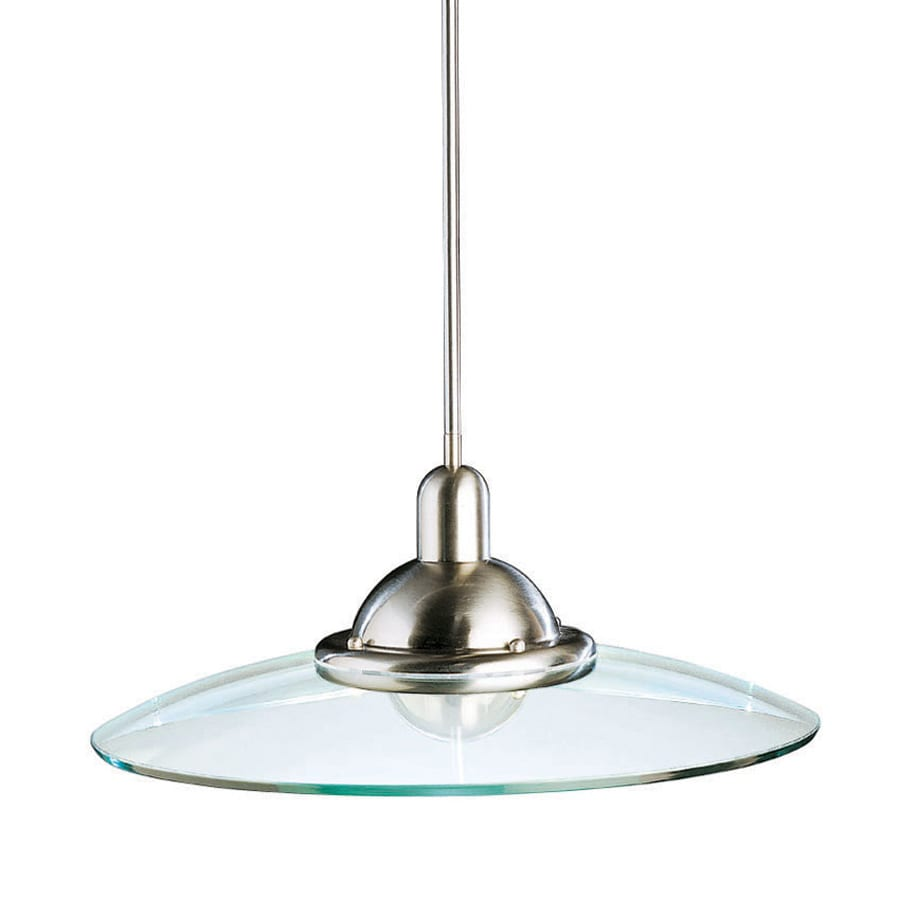 Shop Kichler Lighting Galaxie 2225 In Brushed Nickel