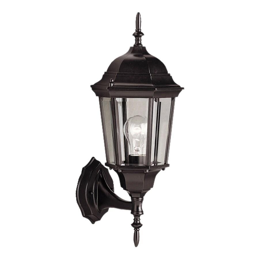 Kichler Lighting Madison 22.75-in H Black Outdoor Wall Light