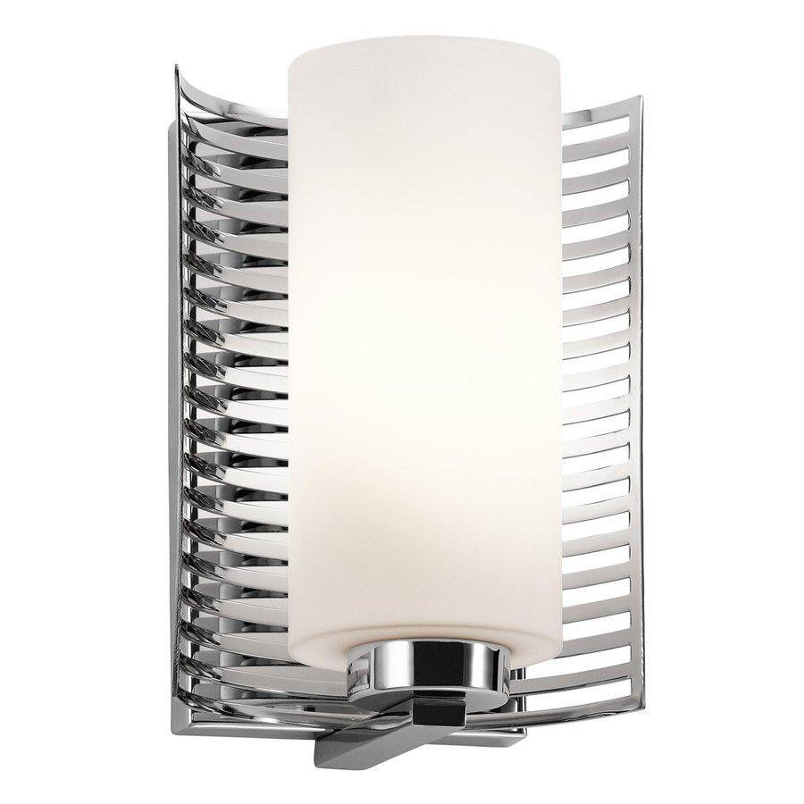 Kichler Lighting 1-Light Selene Chrome Modern Vanity Light