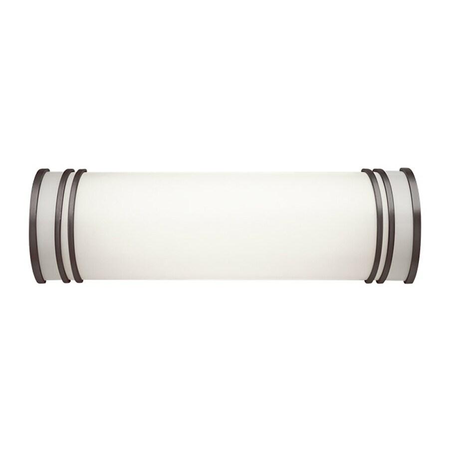Kichler Lighting 1-Light Olde Bronze Bathroom Vanity Light