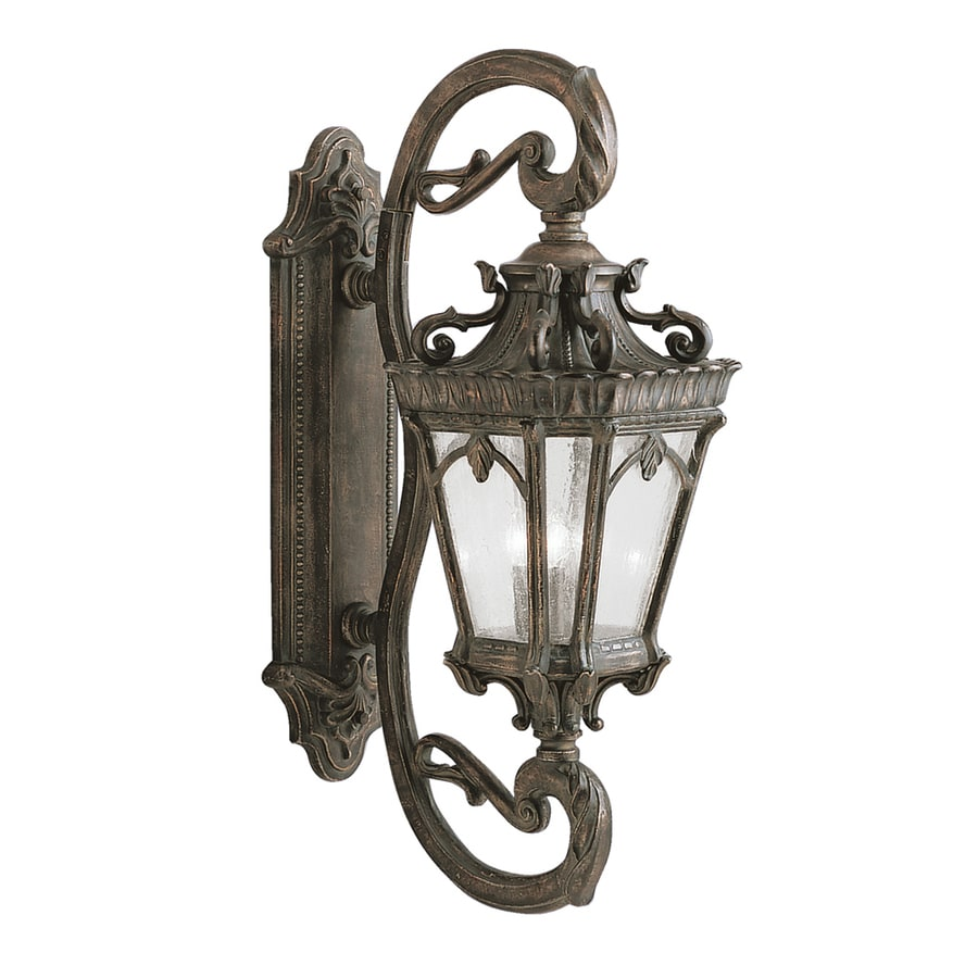 Kichler Lighting Tournai 37.75-in H Londonderry Outdoor Wall Light