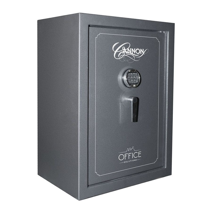 Cannon Safe Office Solutions 8.5-cu ft Electronic Fire Resistant Chest Safe