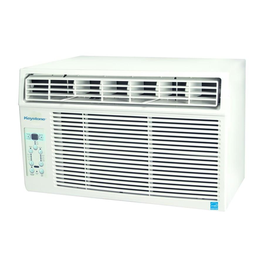 Keystone 12,000-BTU 550-sq ft 115-Volt Window Air Conditioner ENERGY STAR