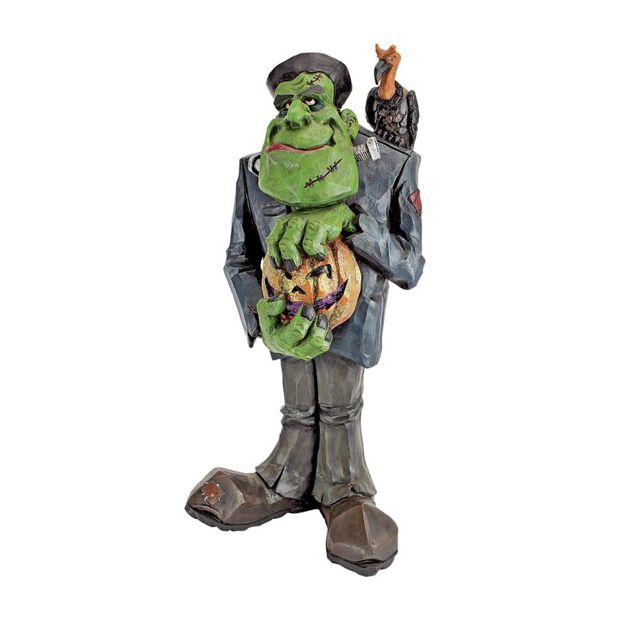 Design Toscano Cousin Of Frankenstein Freestanding Statue