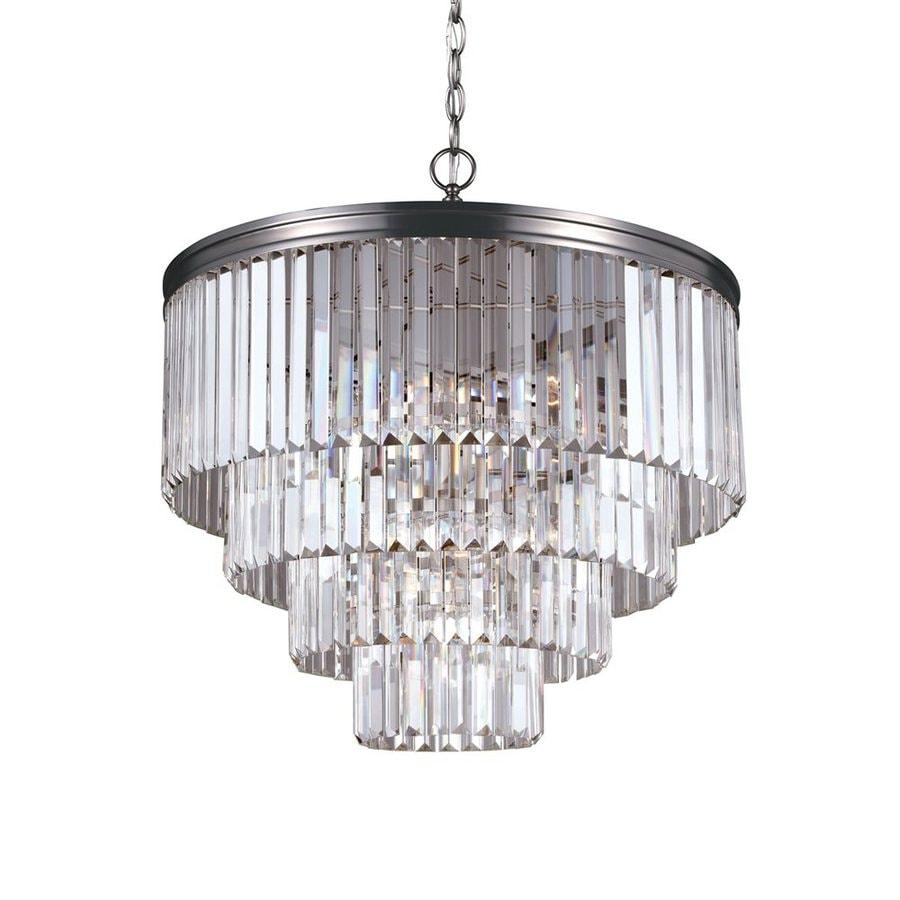 Shop Sea Gull Lighting Carondelet 23 5 In 6 Light Antique