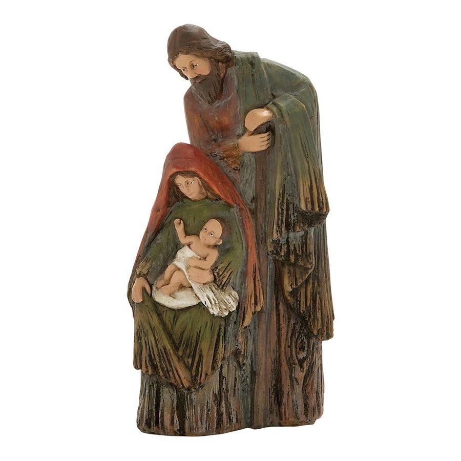 Woodland Imports Resin Tabletop Nativity Figurine