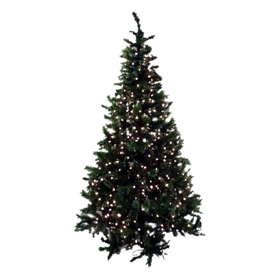 Northlight Cmi 6.5-ft Pre-Lit Artificial Christmas Tree with White Clear Incandescent Lights
