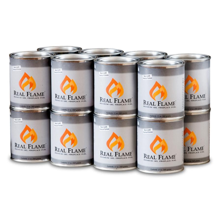 Real Flame 16-Pack 13-oz Solid Gel Fuel