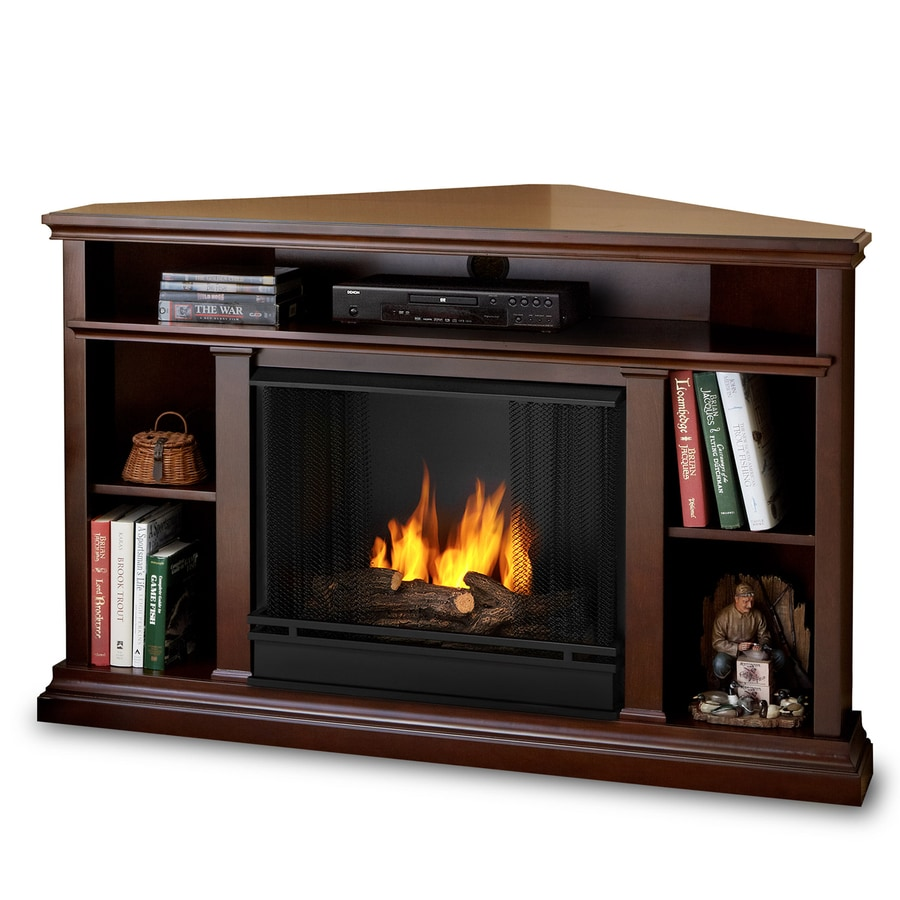 Real Flame 50.75-in Gel Fuel Fireplace