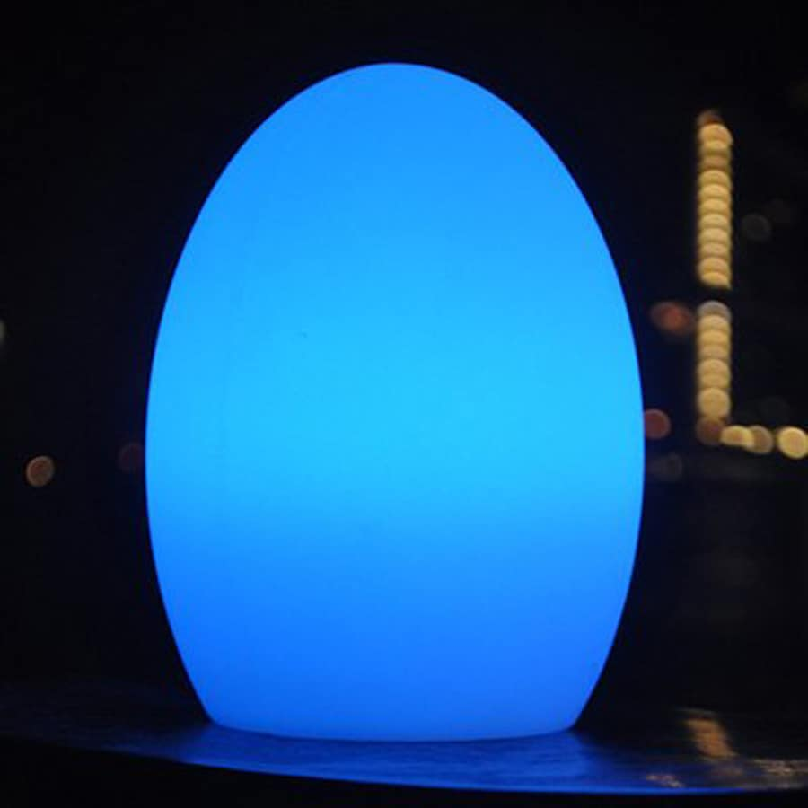 Artkalia Kubbia 7.4-in LED Outdoor Floor Lamp