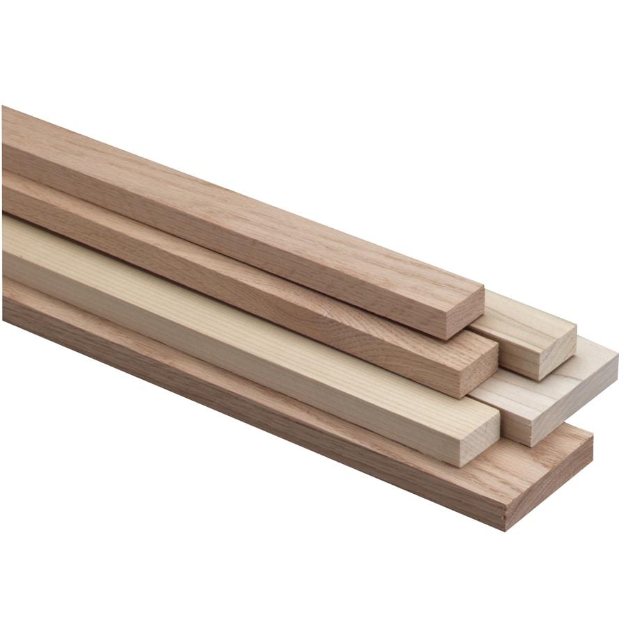 1X2X6 POPLAR BOARD