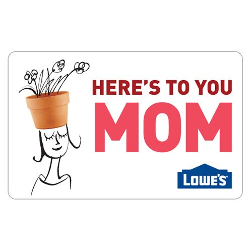Just For Mom Gift Card