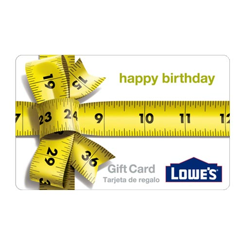 Special Occasion Birthday Gift Card