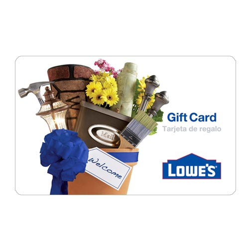 Special Occasion New Home Gift Card