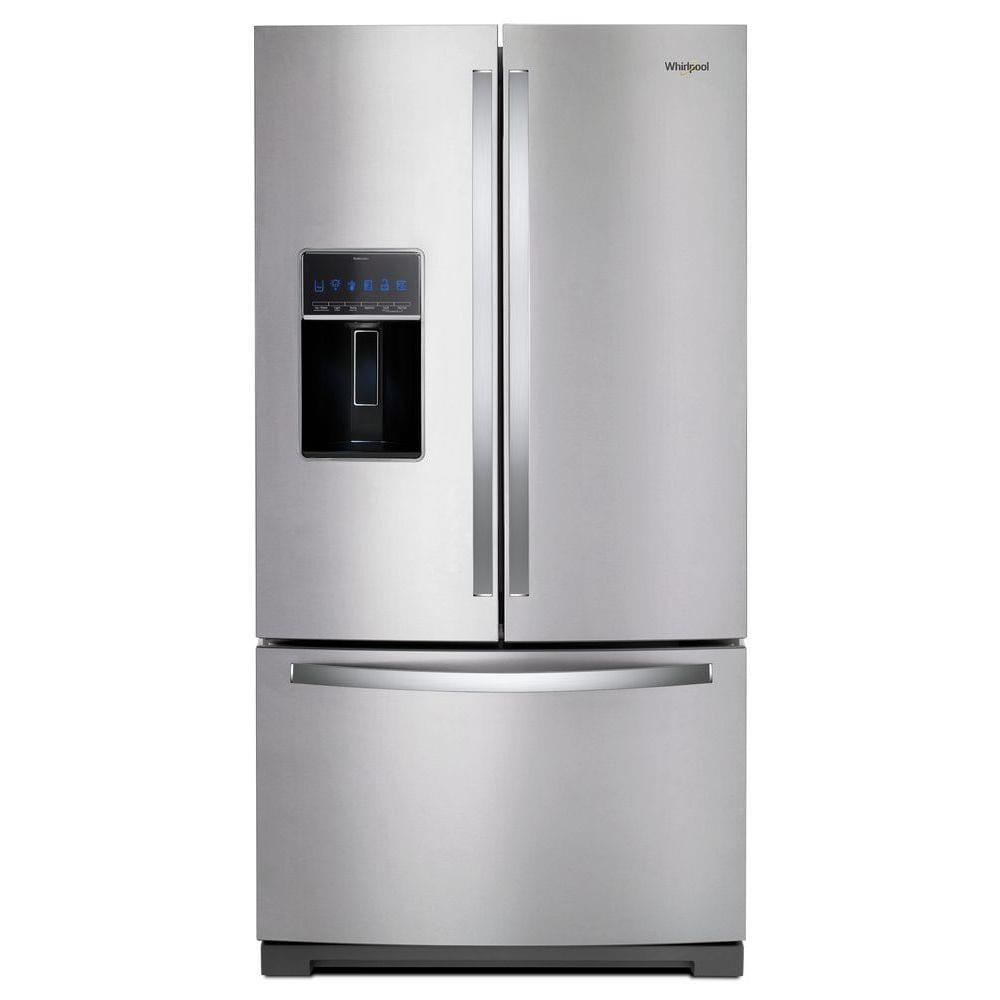 Installation water whirlpool refrigerator line Whirlpool W10267701RP