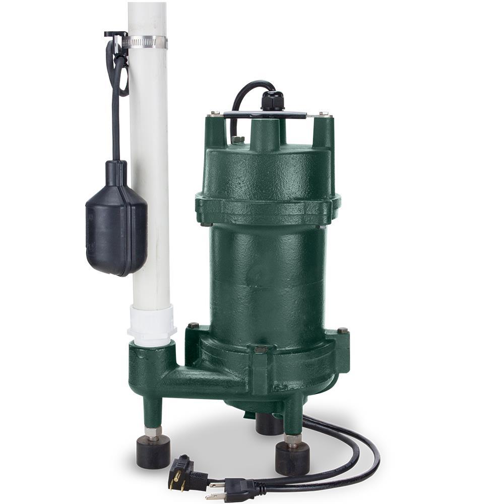 Pump ejector zoeller sewage ZOELLER Sewage