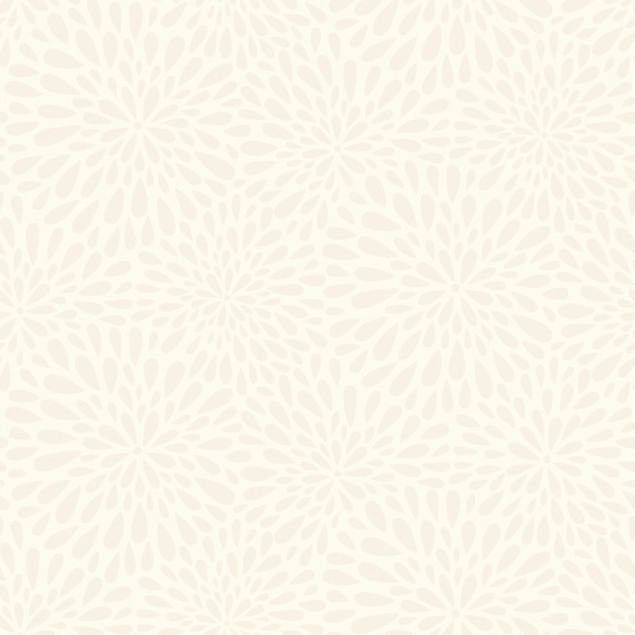 Beacon House Simple Space 20 20 sq ft Beige Non Woven Floral Unpasted  Wallpaper