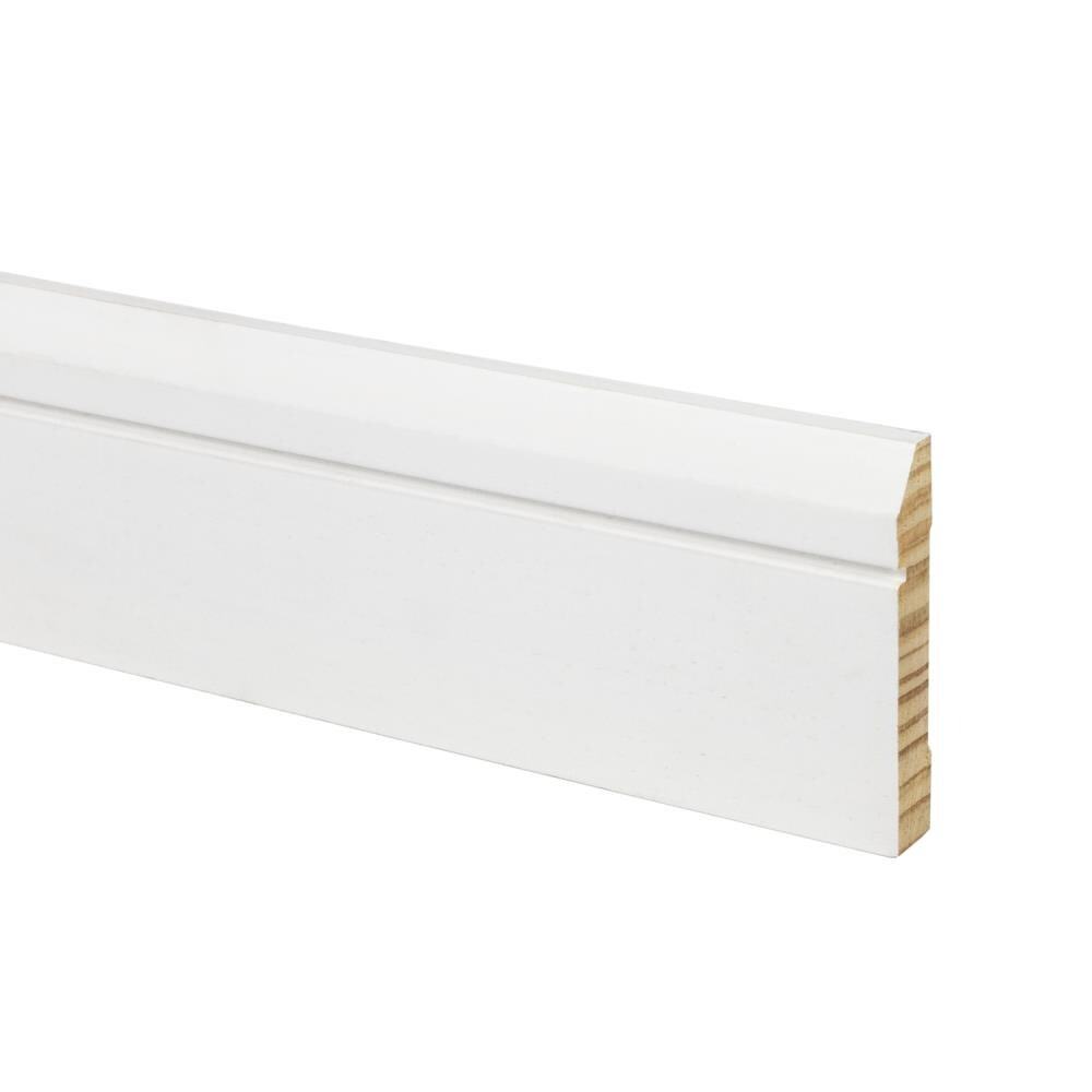 Details about  /AMC 1500 1-1//4 in x 6-3//4 in x 96 in Pine d Finger-Joint Sill Moulding