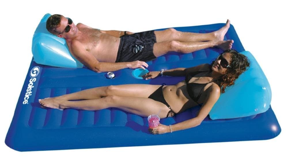 Swimline 76-inch Inflatable Pool Mattress