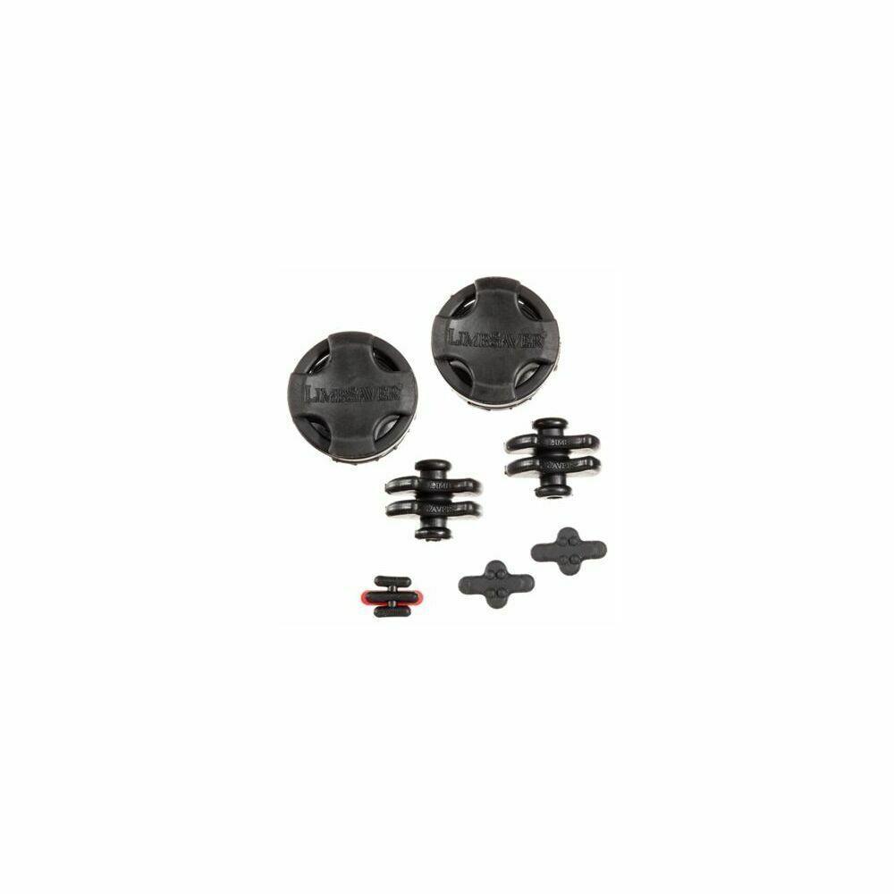 LimbSaver 4187 Crossbow Broadband Split Black Suppression Kit for sale online