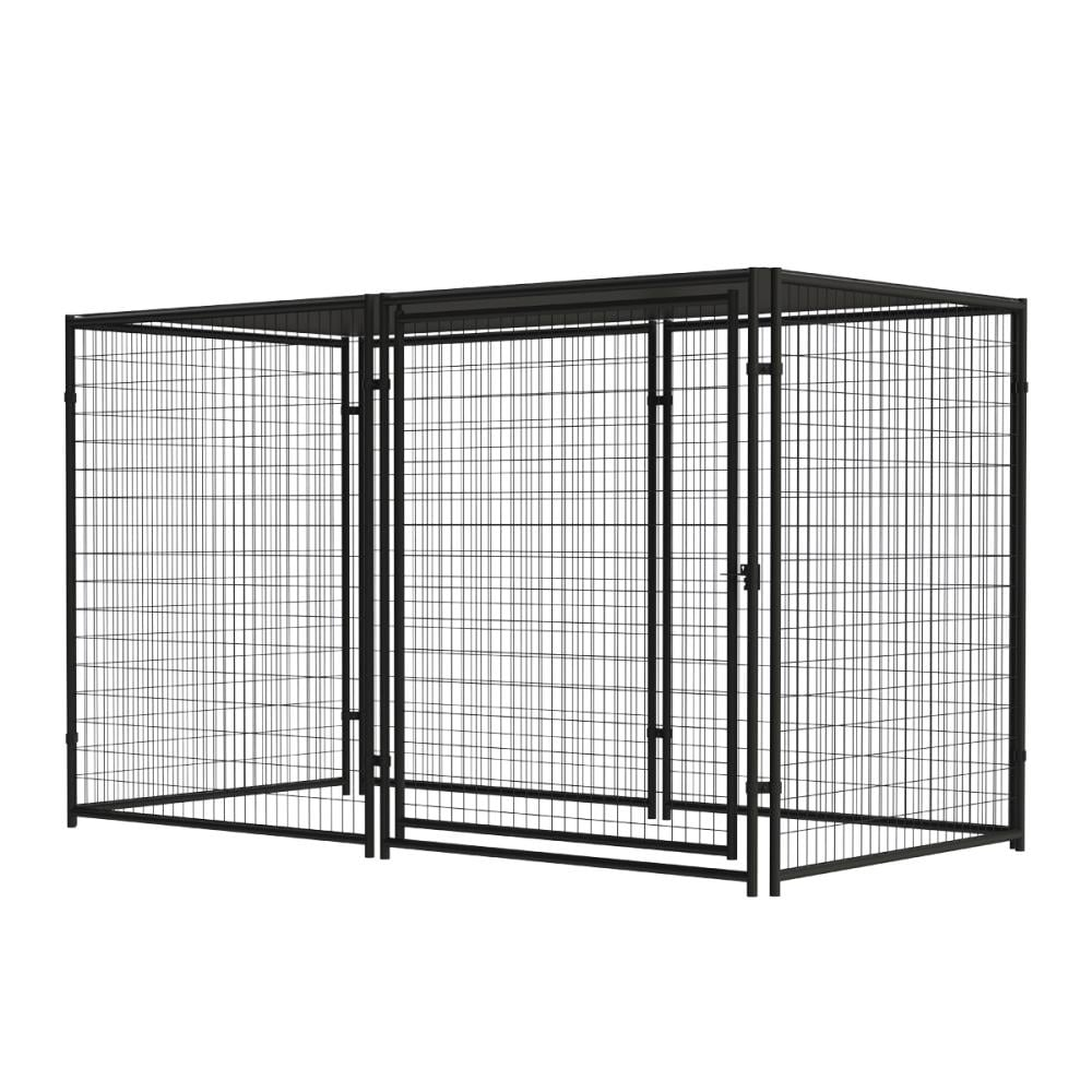 Pet Sentinel 20 ft L x 20 ft W x 20 ft H Preassembled Kit in the ...