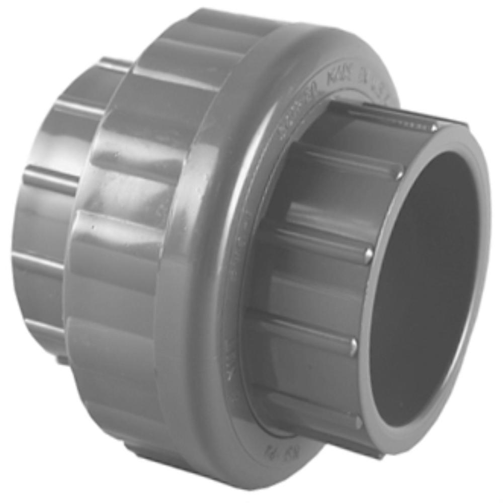 """UNION SOLVENT WELD PVC//ABS 3//4/"""" PRESSURE PIPE"""
