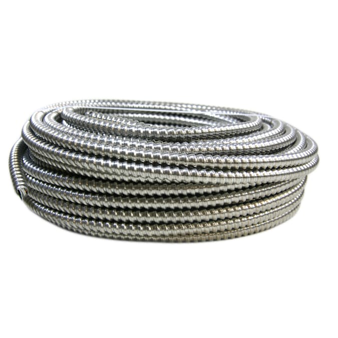 Southwire Duraclad 100 Ft 6 1 Solid Steel Ac Cable In The Armored Cable Department At Lowes Com