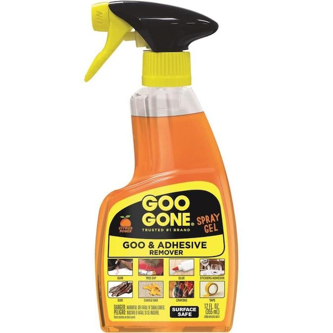 Goo Gone 12 Fl Oz Adhesive Remover In
