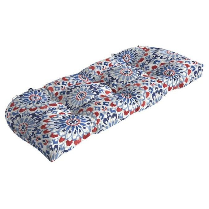 Arden Selections Clark Patio Bench Cushion In The Patio Furniture Cushions Department At Lowes Com