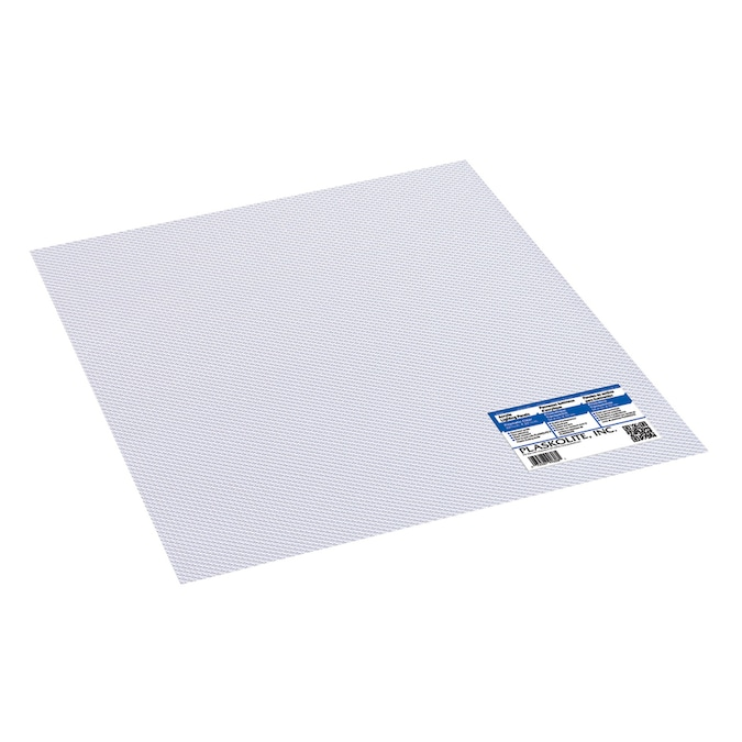 Optix 24 In X 24 In 3 44 Sq Ft Prism Ceiling Light Panels In The Ceiling Light Panels Department At Lowes Com