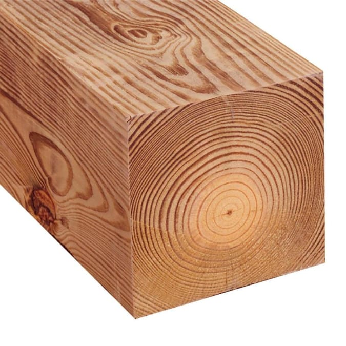 Top Choice 6 In X 6 In X 8 Ft Cedar Lumber In The Dimensional Lumber Department At Lowes Com