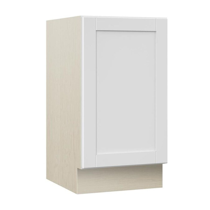 Villa Bath By Rsi Sanabelle 18 In White Bathroom Vanity Cabinet In The Bathroom Vanities Without Tops Department At Lowes Com