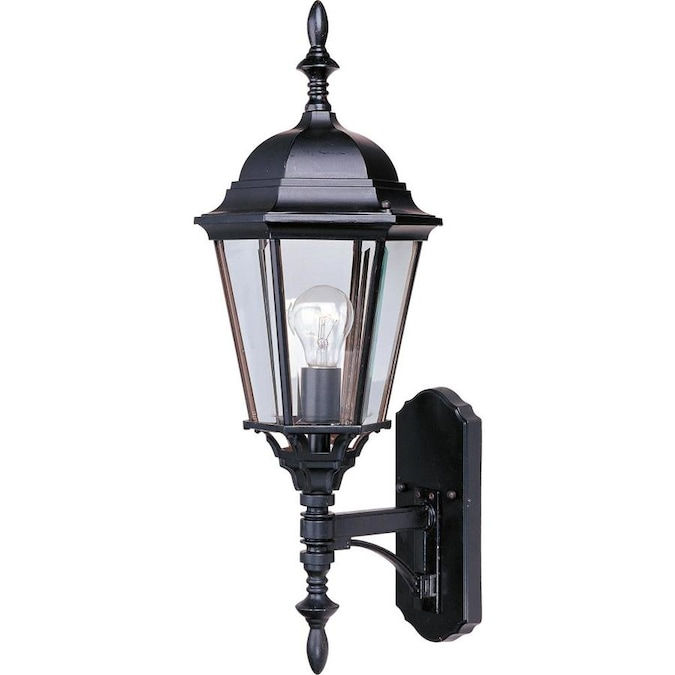 Maxim Lighting Westlake 24 In H Rust Patina Medium Base E 26 Outdoor Wall Light In The Outdoor Wall Lights Department At Lowes Com