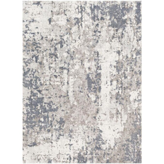 Surya Venice 5 X 8 Tan Indoor Abstract Vintage Area Rug In The Rugs Department At Lowes Com