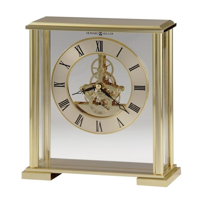 Howard Miller Fairview Tabletop Clock In The Clocks Department At Lowes Com