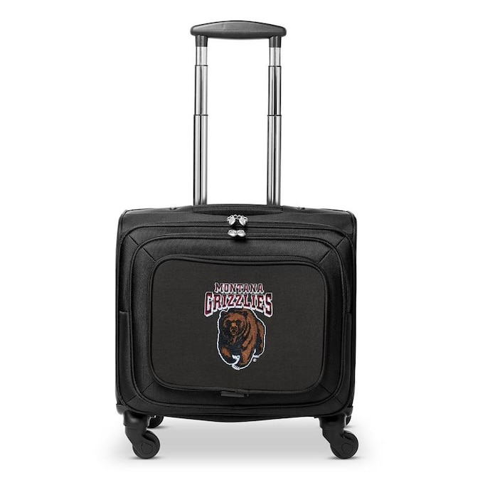 NCAA Montana Grizzlies Wheeled Laptop Overnighter