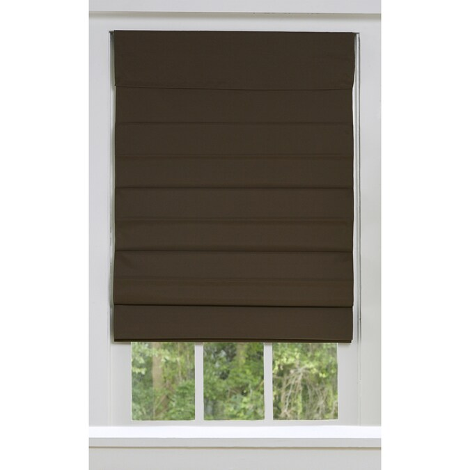Achim 54 In Natural Light Filtering Cordless Roller Shade In The Window Shades Department At Lowes Com