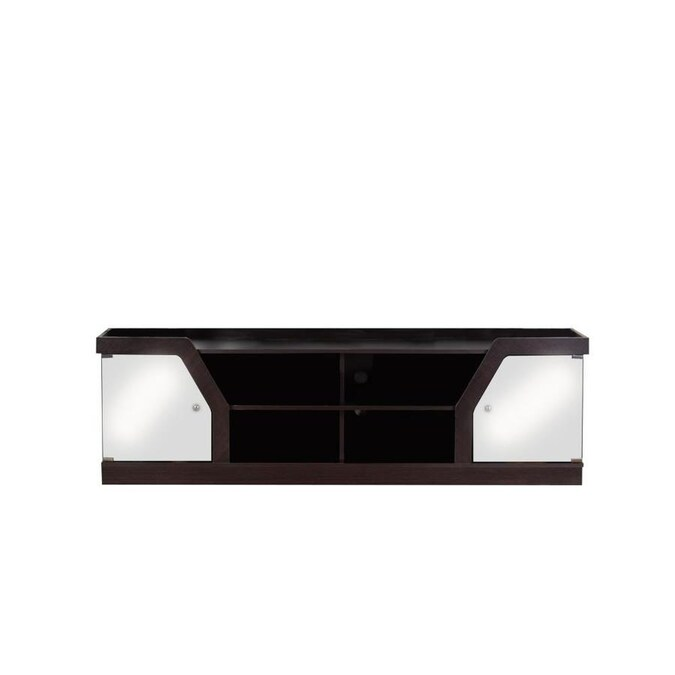 Furniture Of America Espresso Tv Cabinet In The Tv Stands Department At Lowes Com