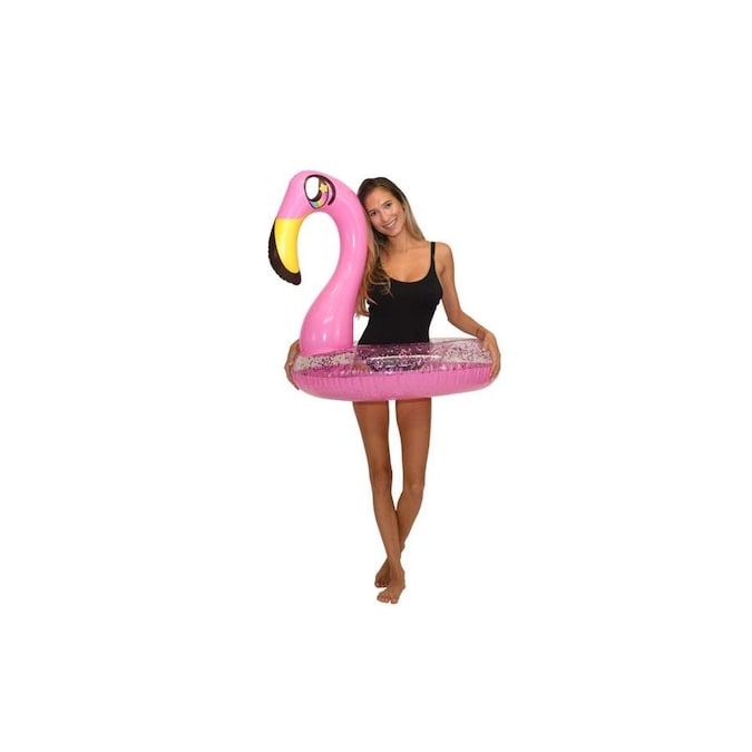 Poolcandy Novelty Collection 1 Seat Purple Inflatable Ride On In The Pool Floats Department At Lowes Com