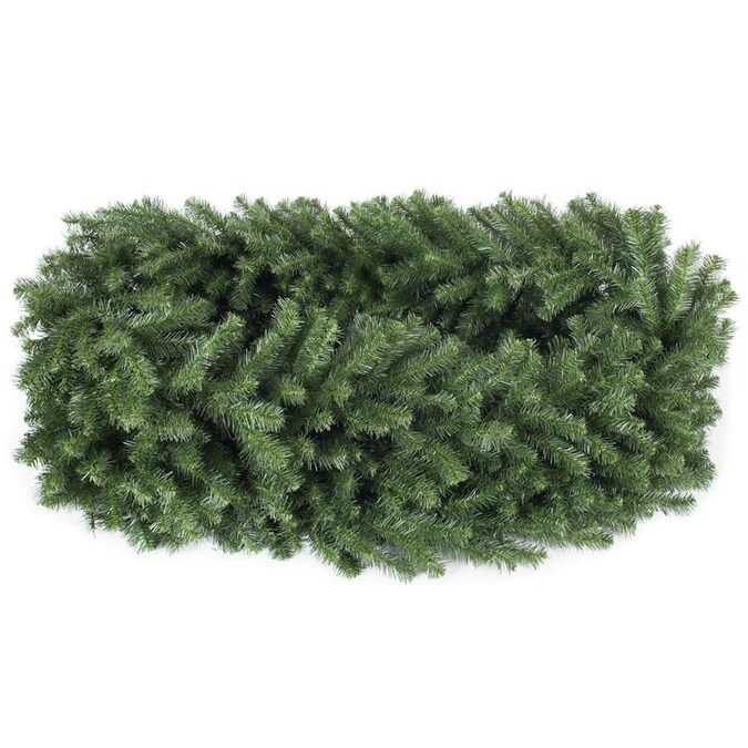 Vickerman Indoor 50 Ft Fir Garland In The Artificial Christmas Garland Department At Lowes Com