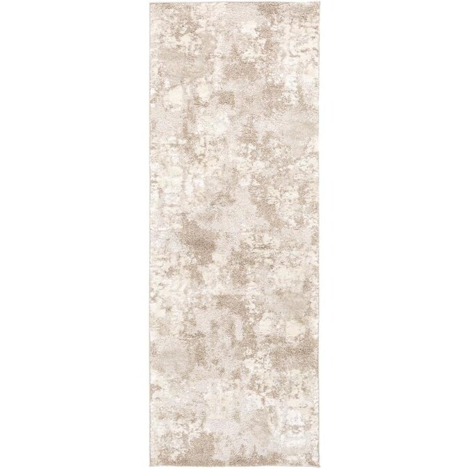 Surya Venice 2 Ft 7 In X 7 Ft 3 In Modern Area Rug In Camel In The Rugs Department At Lowes Com