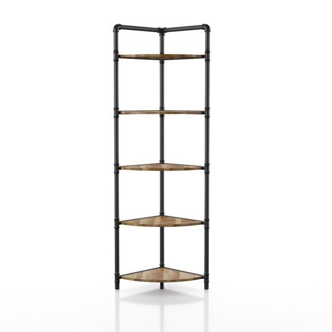 Shelf Corner Bookcase In The Bookcases, Corner Bookcase Furniture