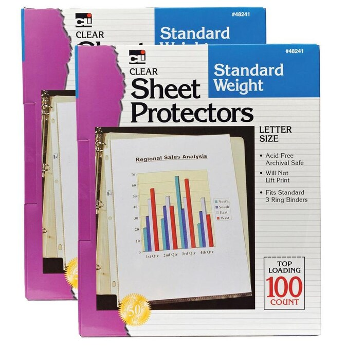 Product Information Labels Home Warranty and Manual Organizer Kit with 1.5 Inch 250-Sheet Capacity Binder and Binder Cover Dividers Sheet Protectors
