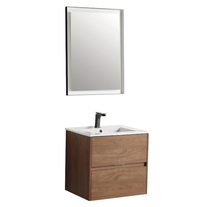 Wellfor 3 Piece Bathroom Vanity Set With Mirror Bathroom Vanity Set Cayman Stone In The Bathroom Vanity Tops Department At Lowes Com