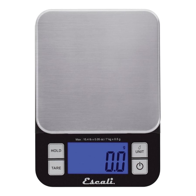 Escali Nutro Digital Food Scale In The Specialty Small Kitchen Appliances Department At Lowes Com
