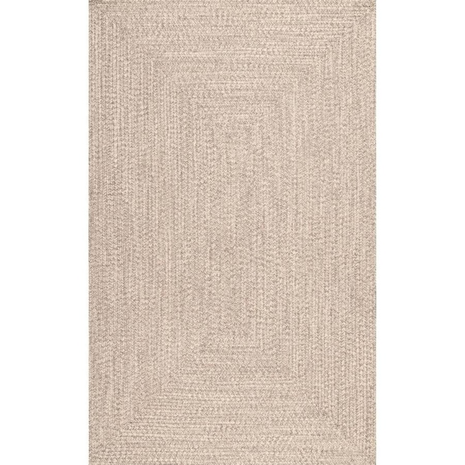 Nuloom Lefebvre 12 X 15 Tan Indoor Solid Area Rug In The Rugs Department At Lowes Com