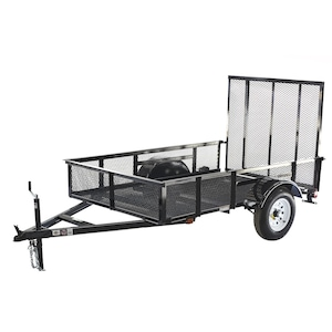 Carry-On Trailer 5-ft x 8-ft Wire Mesh Utility Trailer with Ramp Gate on bell wiring diagram, murphy wiring diagram, seaswirl wiring diagram, norton wiring diagram, gibson wiring diagram, clark wiring diagram, lund wiring diagram, dixon wiring diagram, perkins wiring diagram, murray wiring diagram, starcraft wiring diagram, lincoln wiring diagram, johnson wiring diagram, hunter wiring diagram, bentley wiring diagram, sea ray wiring diagram, jackson wiring diagram, mitchell wiring diagram, baja wiring diagram, coleman wiring diagram,